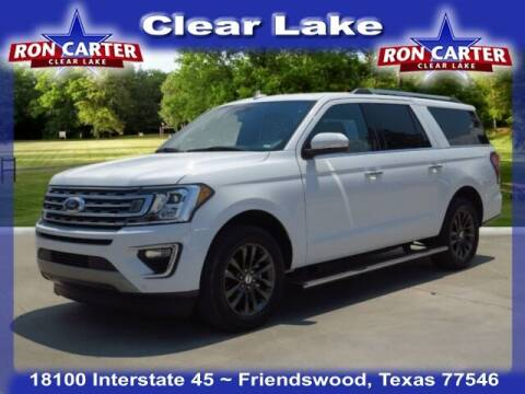 2019 Ford Expedition MAX for sale at Ron Carter  Clear Lake Used Cars in Houston TX
