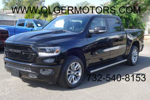 2019 RAM Ram Pickup 1500 for sale at Olger Motors, Inc. in Woodbridge NJ