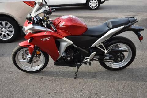 2012 Honda CBR250RC for sale at Mix Autos in Orlando FL
