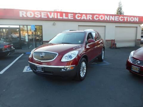 2012 Buick Enclave for sale at ROSEVILLE CAR CONNECTION in Roseville CA