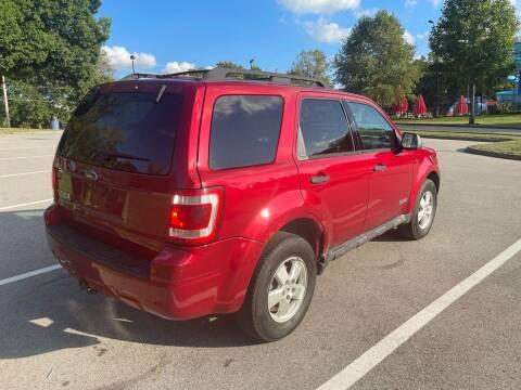 2008 Ford Escape for sale at CHAD AUTO SALES in Bridgeton MO