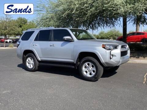 2016 Toyota 4Runner for sale at Sands Chevrolet in Surprise AZ