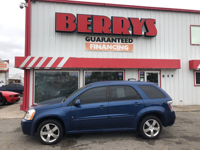 2008 Chevrolet Equinox for sale at Berry's Cherries Auto in Billings MT