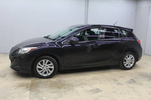 2012 Mazda MAZDA3 for sale at Flash Auto Sales in Garland TX