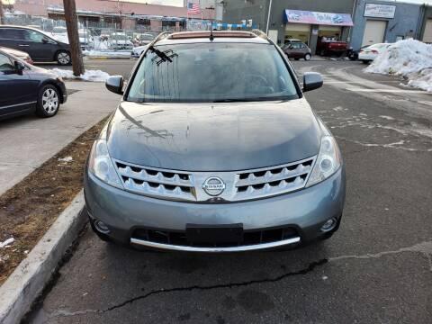 2007 Nissan Murano for sale at SUNSHINE AUTO SALES LLC in Paterson NJ