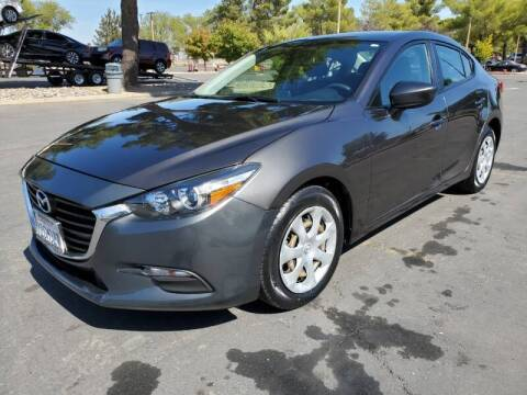 2017 Mazda MAZDA3 for sale at Matador Motors in Sacramento CA
