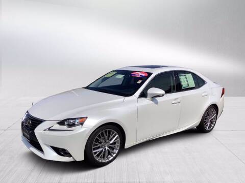 2016 Lexus IS 300 for sale at Fitzgerald Cadillac & Chevrolet in Frederick MD