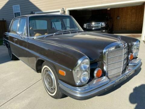 1973 Mercedes-Benz 280-Class for sale at Classic Car Deals in Cadillac MI