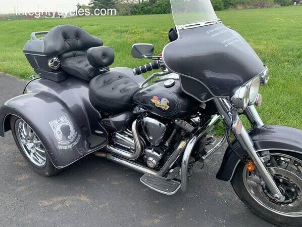 2006 Yamaha ROADSTAR SILVERADO TRIKE for sale at INTEGRITY CYCLES LLC in Columbus OH