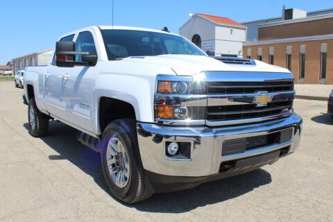2019 Chevrolet Silverado 2500HD for sale at SHAFER AUTO GROUP in Columbus OH