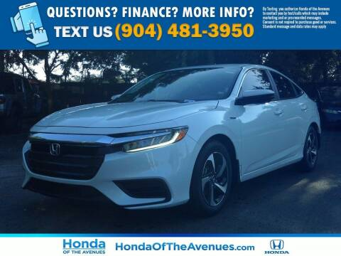 2022 Honda Insight for sale at Honda of The Avenues in Jacksonville FL