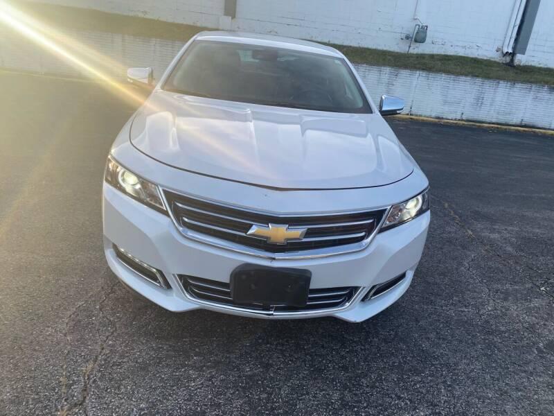2016 Chevrolet Impala for sale at D & J's Automotive Sales LLC in Olathe KS