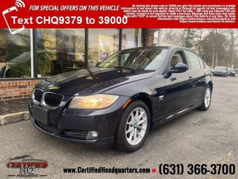 2010 BMW 3 Series for sale at CERTIFIED HEADQUARTERS in St James NY