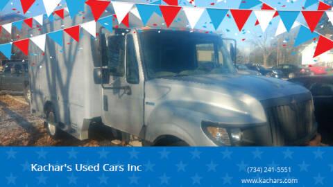 2012 International TerraStar for sale at Kachar's Used Cars Inc in Monroe MI