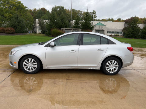 2011 Chevrolet Cruze for sale at Renaissance Auto Network in Warrensville Heights OH