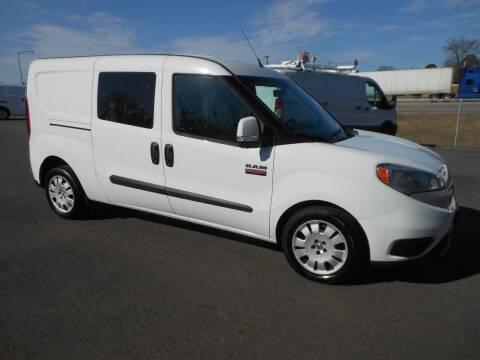 2016 RAM ProMaster City Wagon for sale at Benton Truck Sales - Cargo Vans in Benton AR