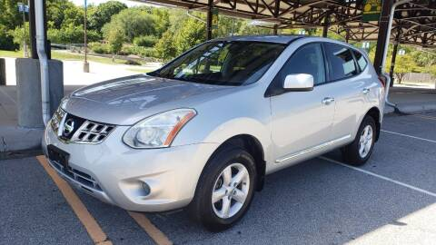 2013 Nissan Rogue for sale at Nationwide Auto in Merriam KS