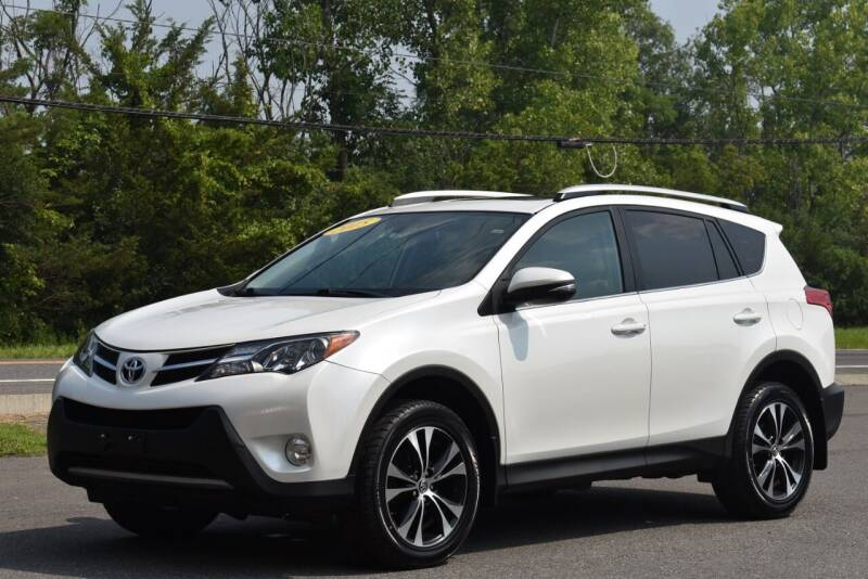 2015 Toyota RAV4 for sale at GREENPORT AUTO in Hudson NY