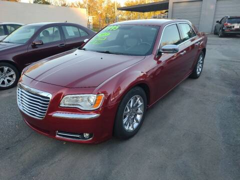 2013 Chrysler 300 for sale at DON BAILEY AUTO SALES in Phenix City AL