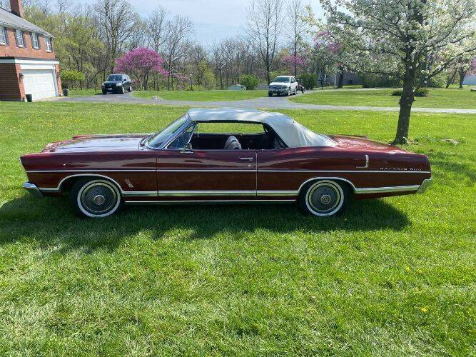 1967 Ford Galaxie 500 for sale in Cadillac, MI