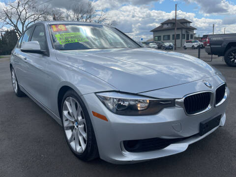 2014 BMW 3 Series for sale at Low Price Auto and Truck Sales, LLC in Brooks OR