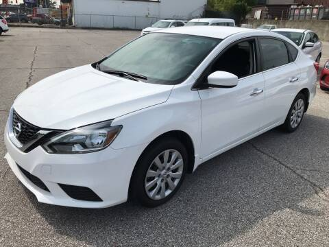 2019 Nissan Sentra for sale at East Memphis Auto Center in Memphis TN