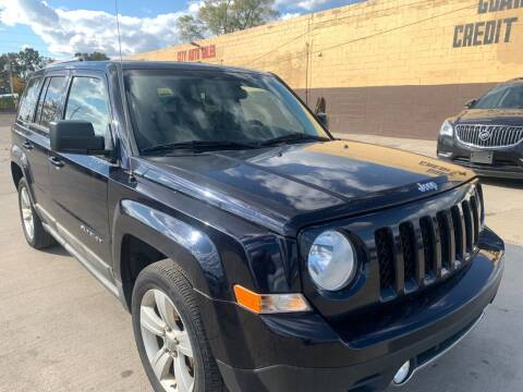 2011 Jeep Patriot for sale at City Auto Sales in Roseville MI
