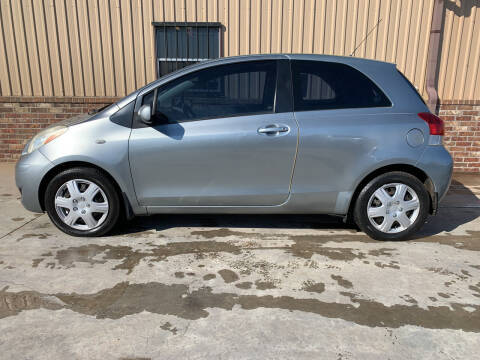 2011 Toyota Yaris for sale at BIG 'S' AUTO & TRACTOR SALES in Blanchard OK