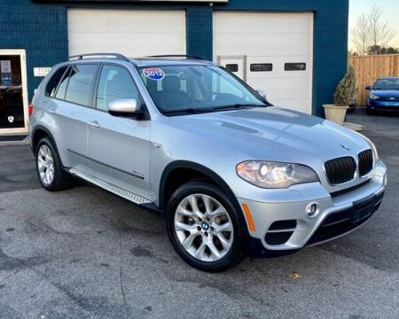 2012 BMW X5 for sale at Saugus Auto Mall in Saugus MA