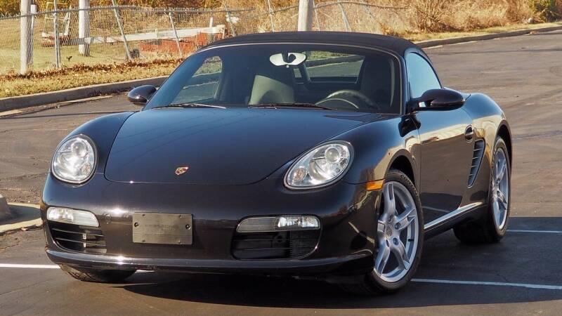 2005 Porsche Boxster for sale at BAVARIAN AUTOGROUP LLC in Kansas City MO