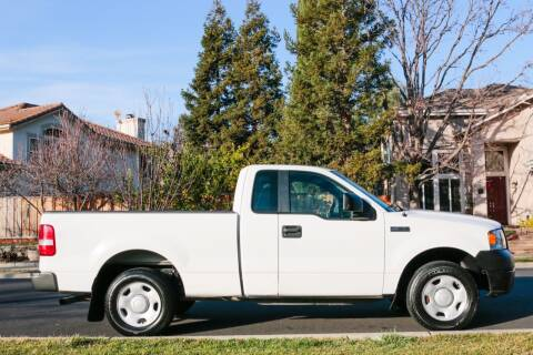 2008 Ford F-150 for sale at California Diversified Venture in Livermore CA