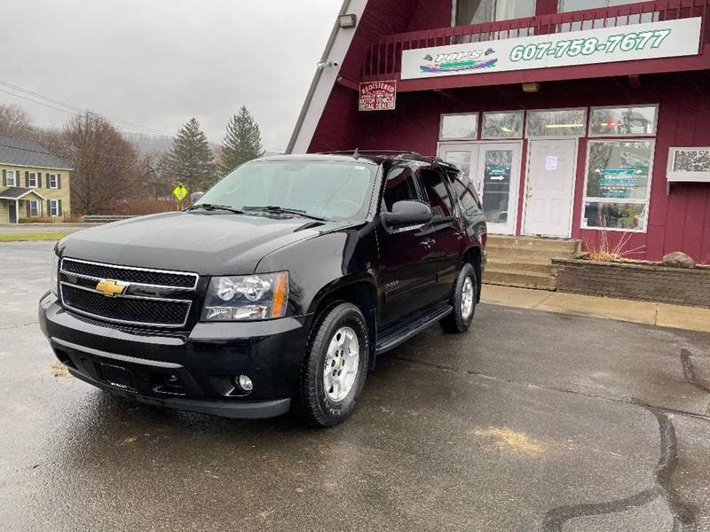 2013 Chevrolet Tahoe for sale at Pop's Automotive in Homer NY