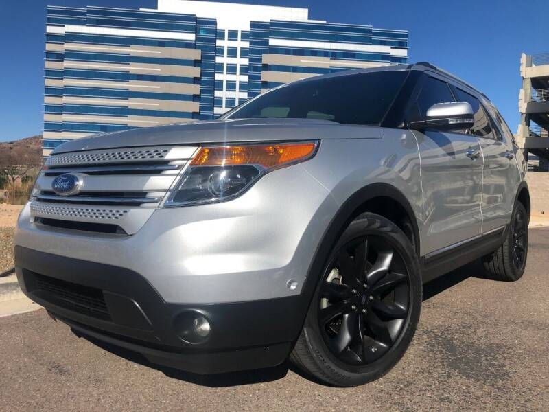 2013 Ford Explorer for sale at Day & Night Truck Sales in Tempe AZ
