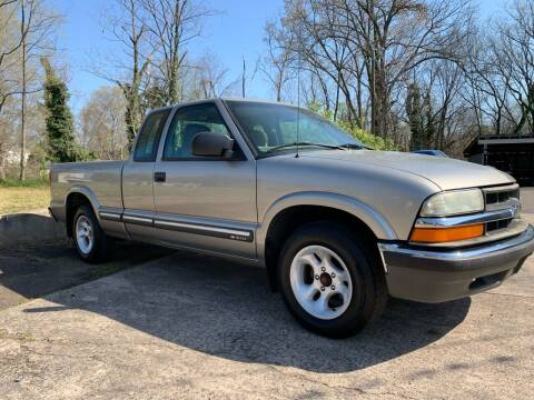 2003 Chevrolet S-10 for sale at Automax of Eden in Eden NC