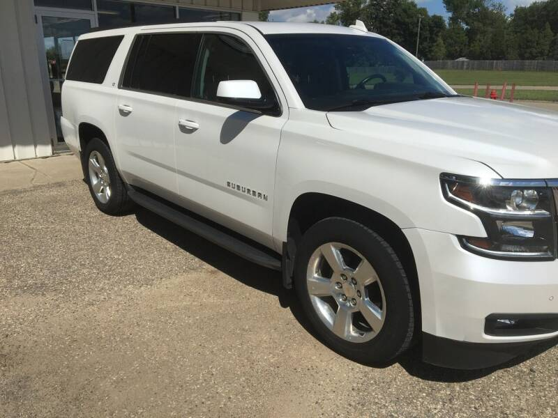2016 Chevrolet Suburban for sale at Drive Chevrolet Buick Rugby in Rugby ND