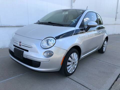 2013 FIAT 500 for sale at WALDO MOTORS in Kansas City MO