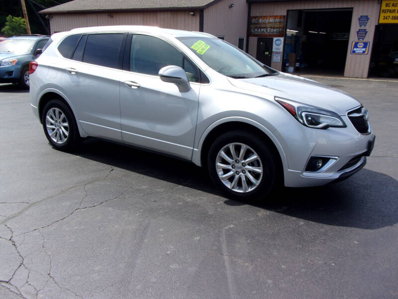 2019 Buick Envision for sale at Dave Thornton North East Motors in North East PA