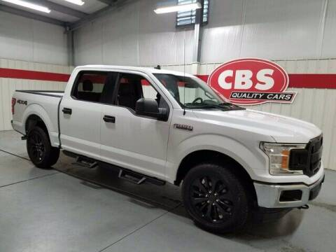 2020 Ford F-150 for sale at CBS Quality Cars in Durham NC