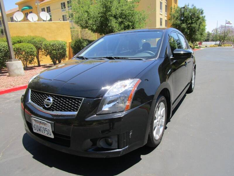 2012 Nissan Sentra for sale at PRESTIGE AUTO SALES GROUP INC in Stevenson Ranch CA
