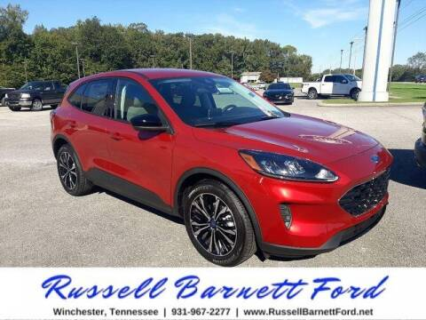 2021 Ford Escape for sale at Oskar  Sells Cars in Winchester TN