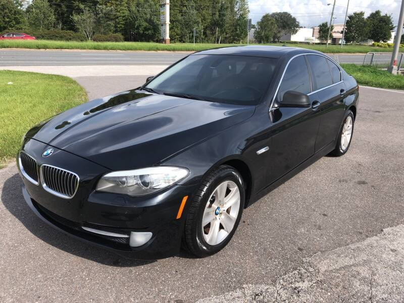 2012 BMW 5 Series for sale at Reliable Motor Broker INC in Tampa FL