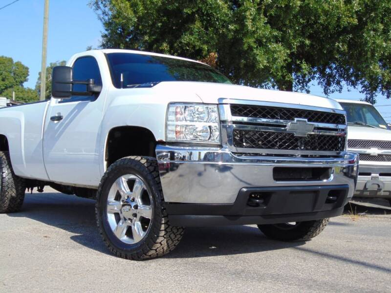 2011 Chevrolet Silverado 3500HD for sale at Ratchet Motorsports in Gibsonton FL