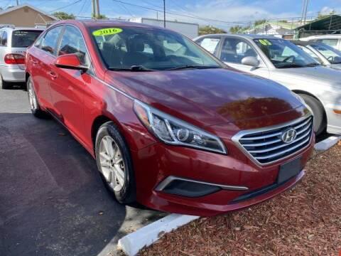 2016 Hyundai Sonata for sale at Mike Auto Sales in West Palm Beach FL