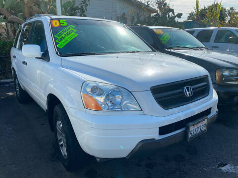 2005 Honda Pilot for sale at North County Auto - North Auto County 2 in Vista CA