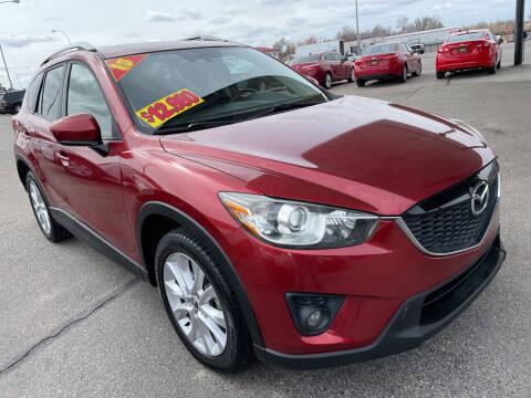 2013 Mazda CX-5 for sale at Top Line Auto Sales in Idaho Falls ID