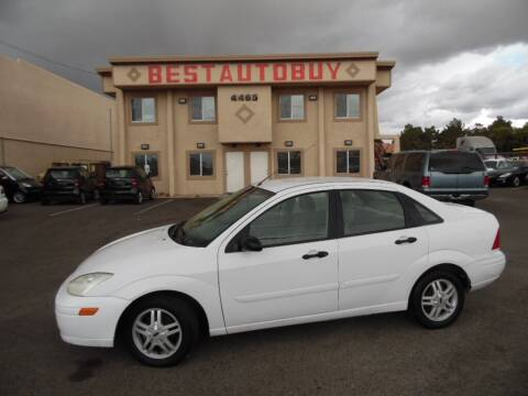 2000 Ford Focus for sale at Best Auto Buy in Las Vegas NV