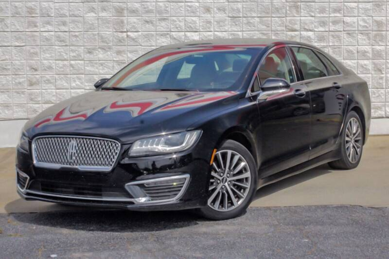 2017 Lincoln MKZ for sale at Cannon Auto Sales in Newberry SC
