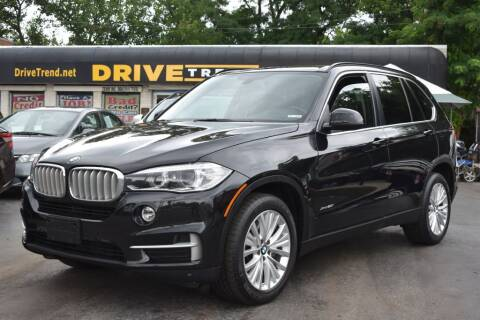 2015 BMW X5 for sale at DRIVE TREND in Cleveland OH