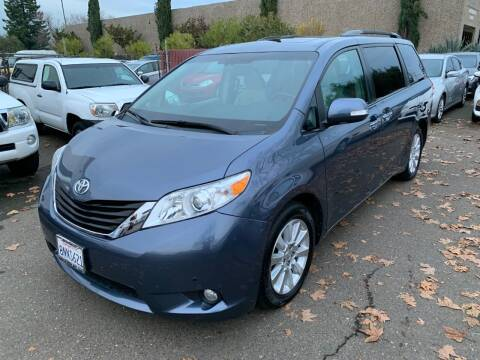 2013 Toyota Sienna for sale at C. H. Auto Sales in Citrus Heights CA