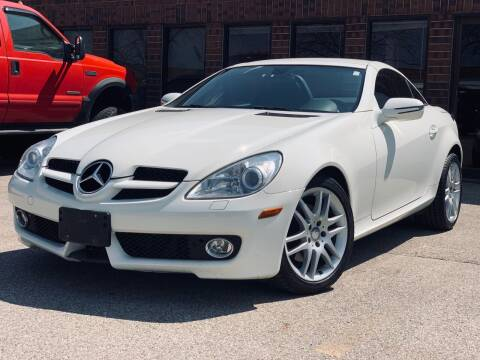 2009 Mercedes-Benz SLK for sale at Supreme Carriage in Wauconda IL
